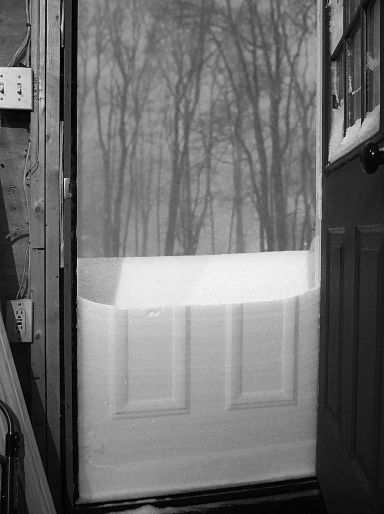 Open Door (New England Morning)