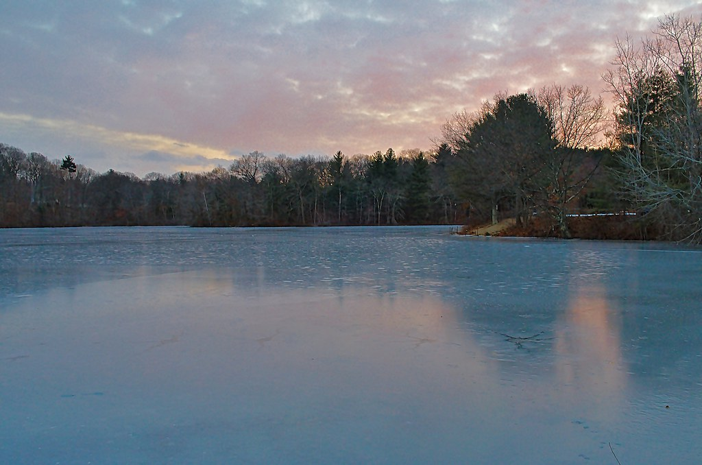 Rosemary Lake (winter)