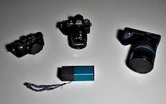 Current Cameras (2014 Summer, plus Lytro)